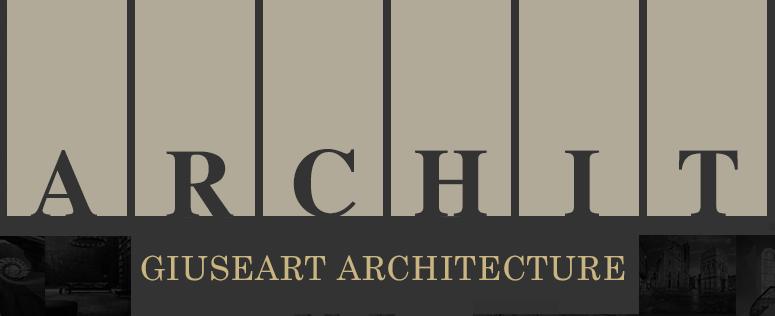 Mẫu website công ty kiến trúc